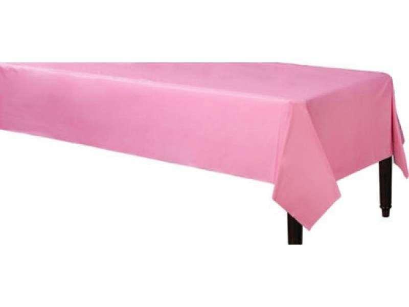 Staltiesė,rožinė (137x274cm)