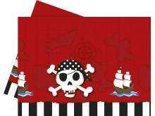 """Staltiesė """"Piratai"""" (1,80x1,20)"""
