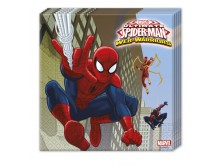 """Servetėlės """"Žmogus voras"""" (20vnt/33x33cm)"""