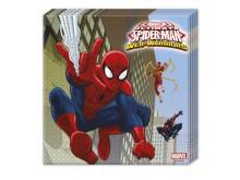 "Sevetėlės ""Žmogus voras"" (20vnt/33x33cm)"