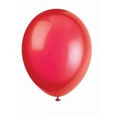 Balionas, raudonas (30 cm)