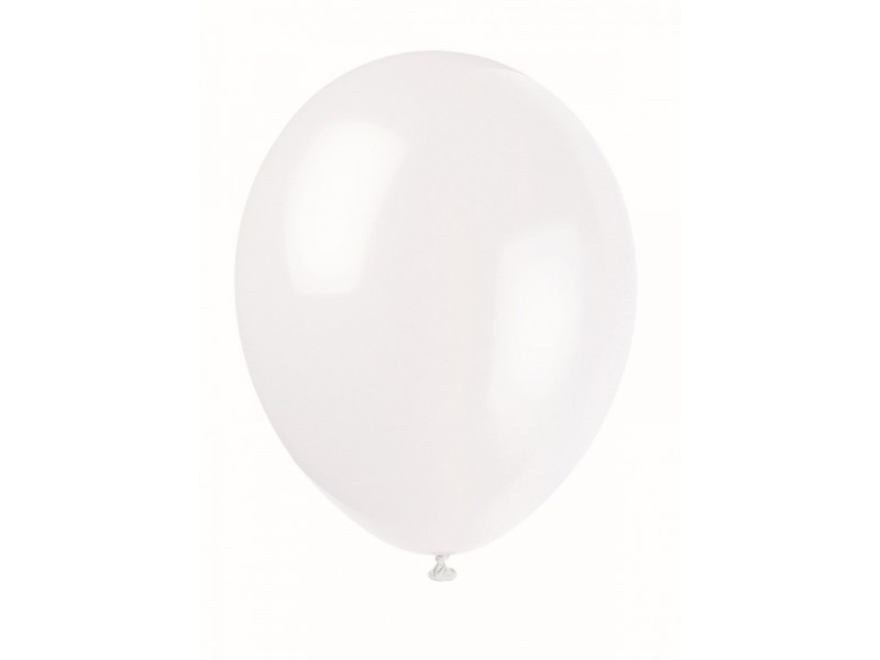 Balionas, baltas (30 cm)