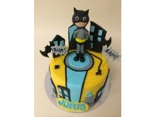 "Tortas ""Betmenas mieste"""