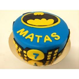 "Tortas ""Betmenas"""
