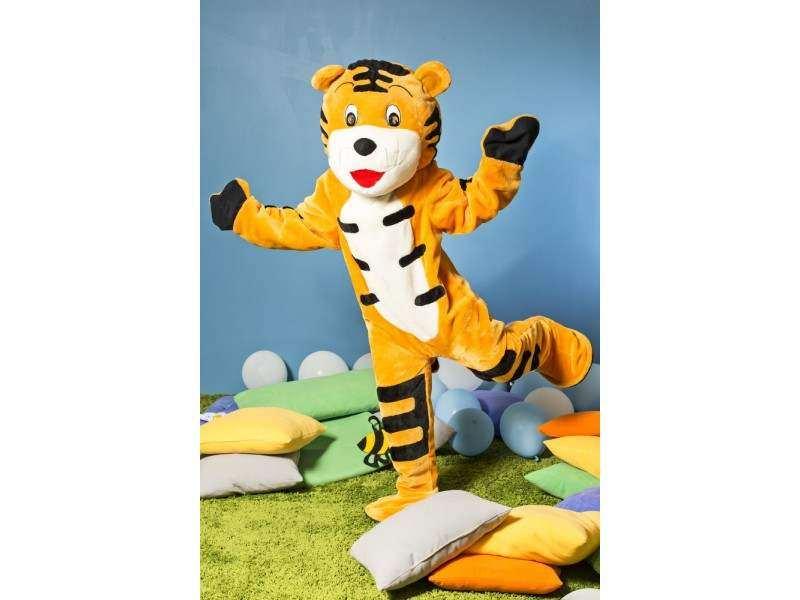 Pliušinis personažas Tigriukas