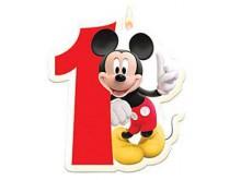 """Žvakutė """"Peliukas Mikis 1"""""""