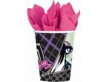 "Puodeliai ""Monster High"" (8vnt/266ml)"