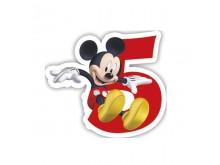"""Žvakutė """"Peliukas Mikis 5"""""""