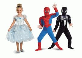 Vaikiški kostiumai