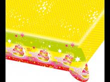 "Staltiesė ""Happy birthday"" (120x180cm)"
